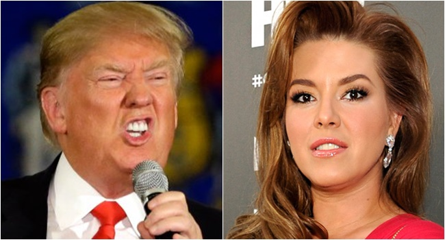 miss universo alicia donald trump eua