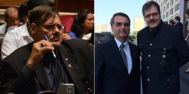 bolsonaro neonazista professor rio de janeiro