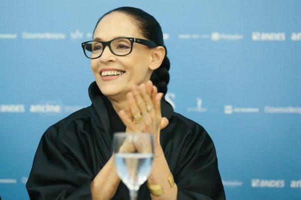 Sônia Braga comenta decisão do MinC indicar Aquarius para o Oscar