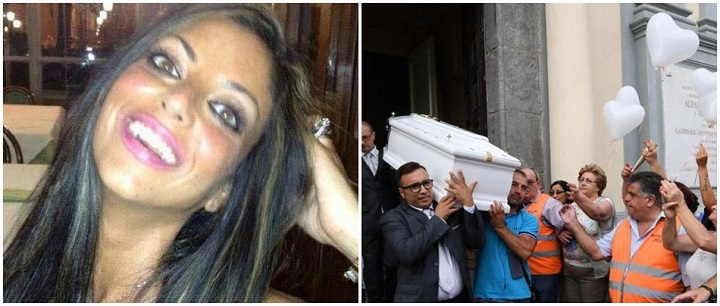 Tiziana Cantone italiana suicidio vídeo