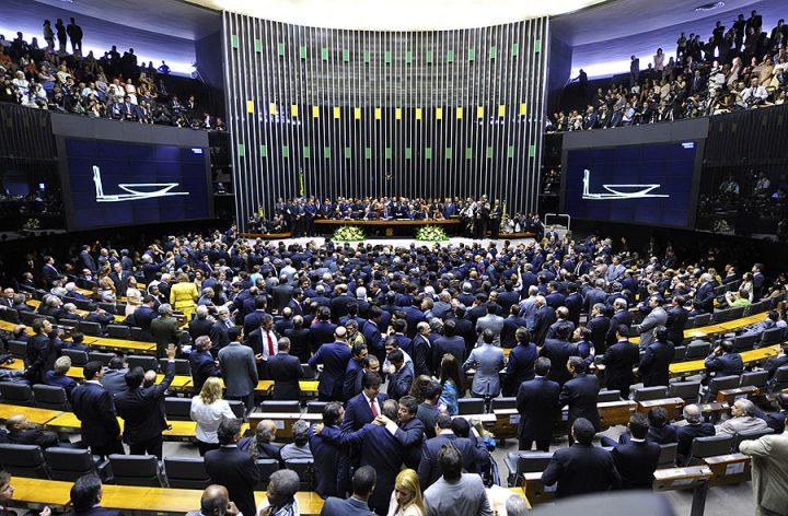 PEC 241 votação votos deputados