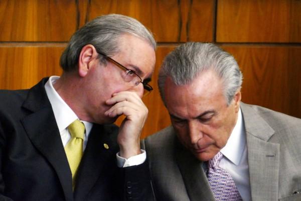 prisão de Eduardo Cunha Michel Temer