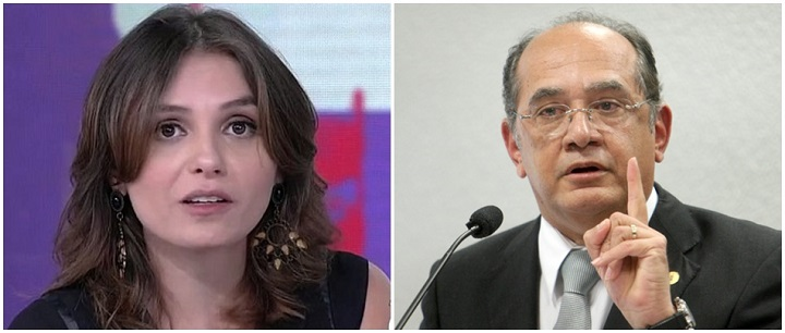 Gilmar Mendes Monica Iozzi
