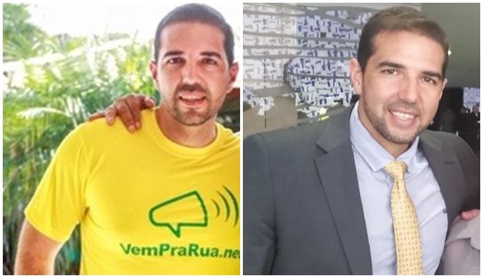Jailton Almeida temer salário dilma
