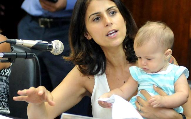 manuela davila marcela temer maternidade