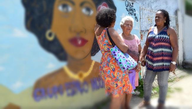 mulheres luta recife saúde ativismo