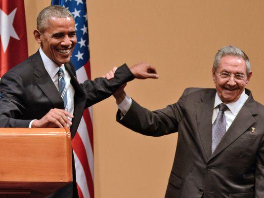 Barack Obama embargo a cuba castro