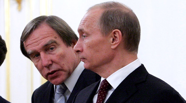 Panama Parpers Sergei Roldugin putin