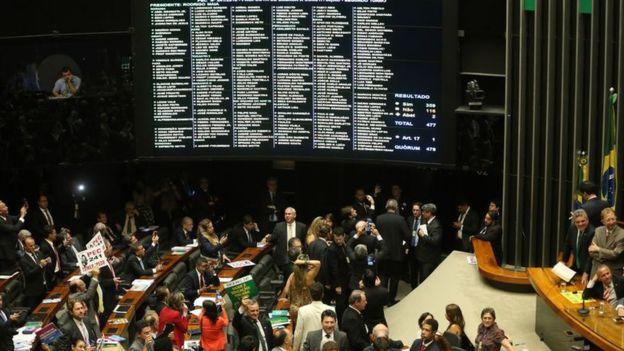 aprovação da pec 241 deputados