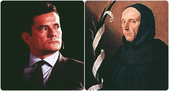 sergio moro comparado Savonarola irritou