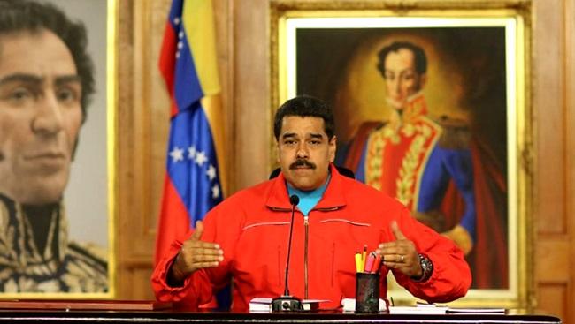 esquerda na Venezuela maduro chavismo esgotado