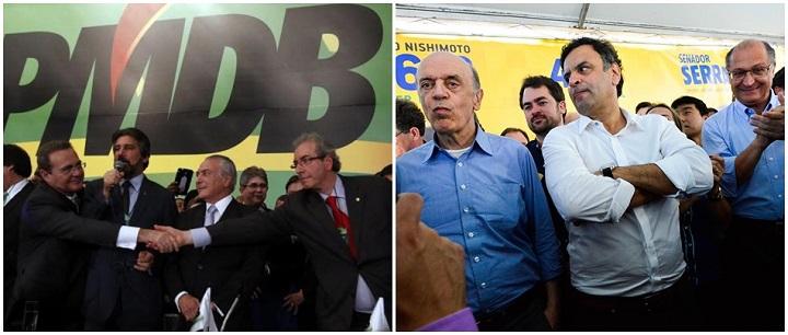 ranking dos partidos políticos psdb pmdb fichas-sujas limpa