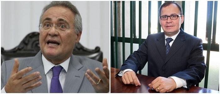 Renan Calheiros 'juizeco' juizeco