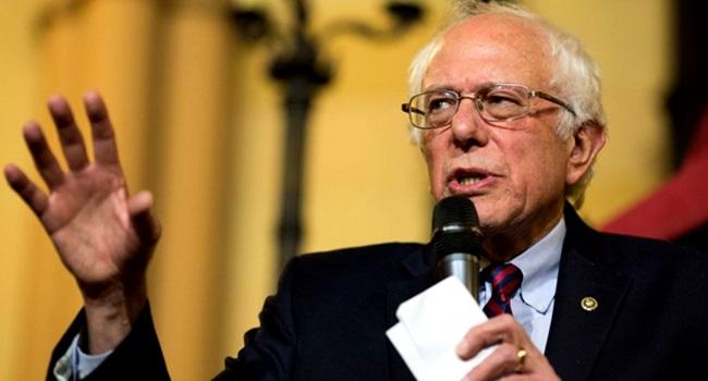 Bernie Sanders ajudar trump eua