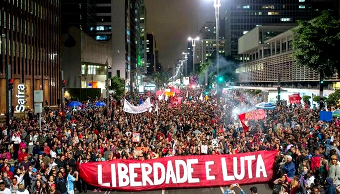 brasil unidade resistência extinção conservadorismo direita