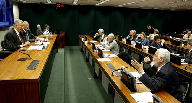 comissão CFFC fiscaliza finanças governo inativa boicote
