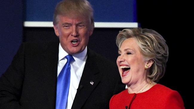 Donald Trump representa mal Hillary Clinton pior