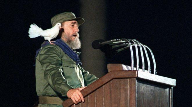 morre Fidel Castro morre