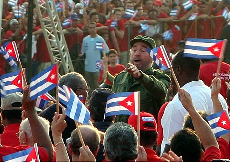 Fidel Castro Eduardo Galeano