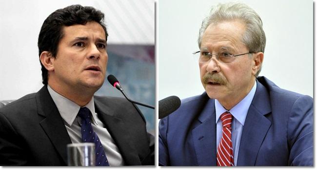 jurista repreendeu Sérgio Moro lula audiência