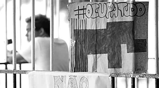 Justiça técnicas tortura estudantes ocupações