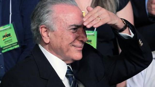 Michel Temer Andrade Gutierrez