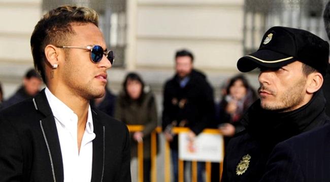 neymar preso espanha corrupção sonegação