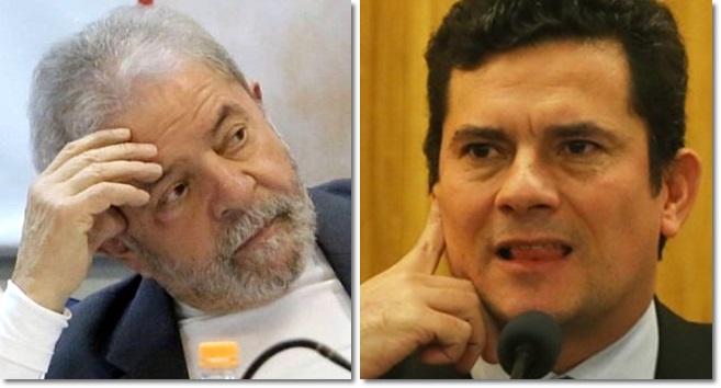 moro nega pedidos defesa Lula lava jato