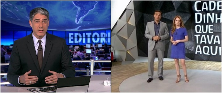 Michel Temer Globo JN Fantástico