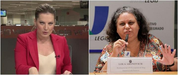Joice Hasselmann Lola blogueira Veja