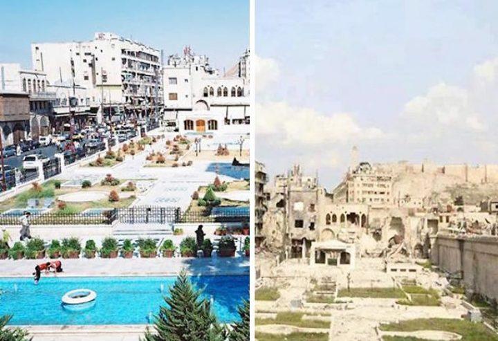 Aleppo EUA Estado Islâmico