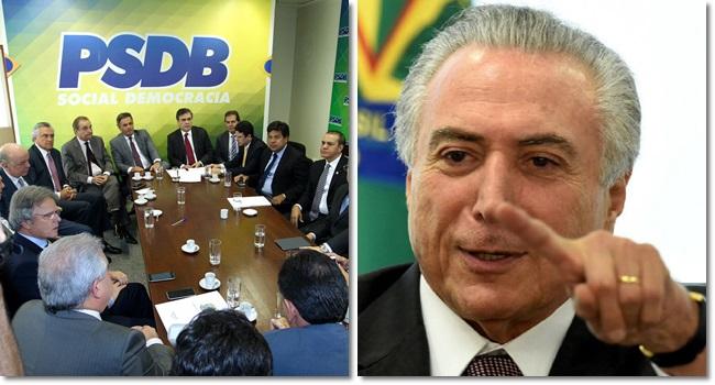 brasil eleição direta psdb fhc golpe congresso