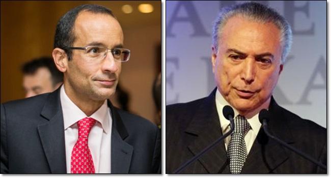 delação Marcelo Odebrecht michel temer lava jato