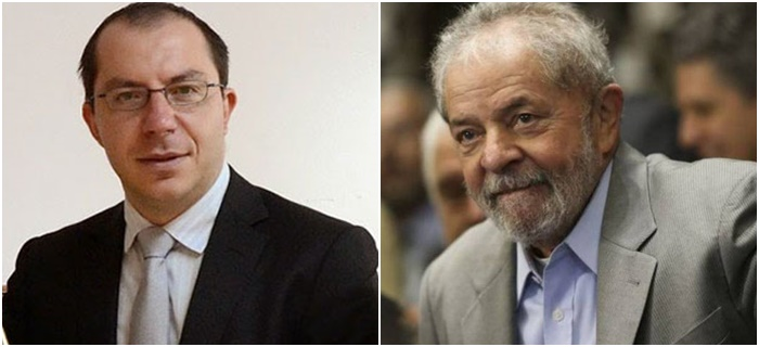 Márcio Anselmo Lula delegado PF