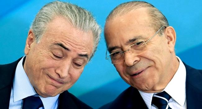 Eliseu Padilha recebeu um milhão odebrecht propina corrupção pmdb