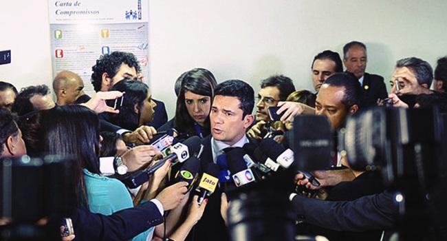 sérgio moro advogados lula mídia