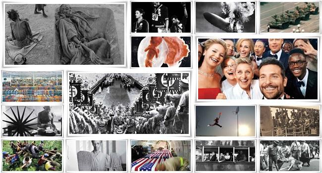 Fotografias influentes mundo história retrato