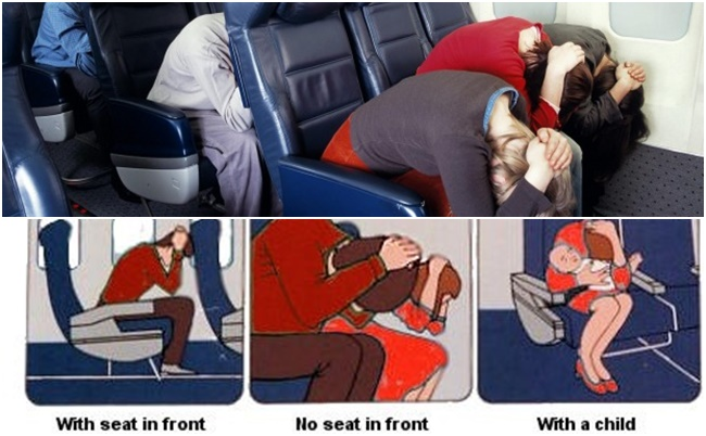posição salvar vida avião voo chapecoense
