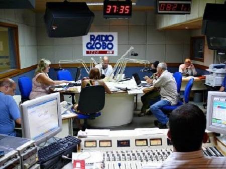 Rádio Globo crise demissões ao vivo