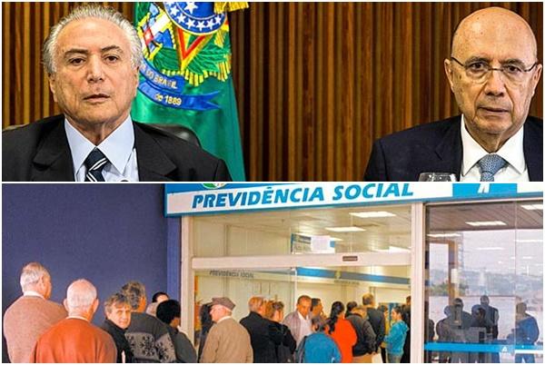 Reforma da Previdência Michel Temer