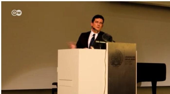 Sergio Moro Alemanha Palestra Aécio