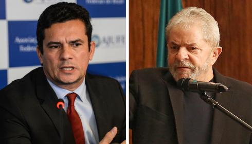 denúncia contra Lula Sergio Moro