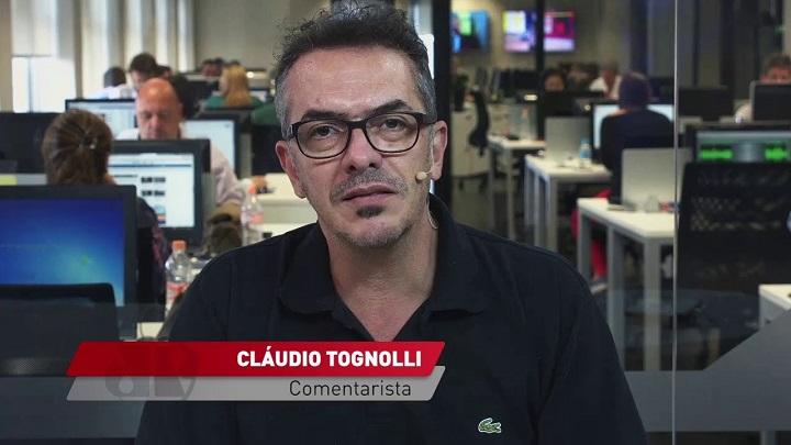Cláudio Tognolli tomografia de marisa letícia