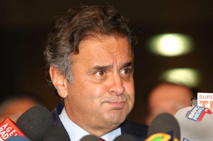 Aécio Neves Teori Zavascki