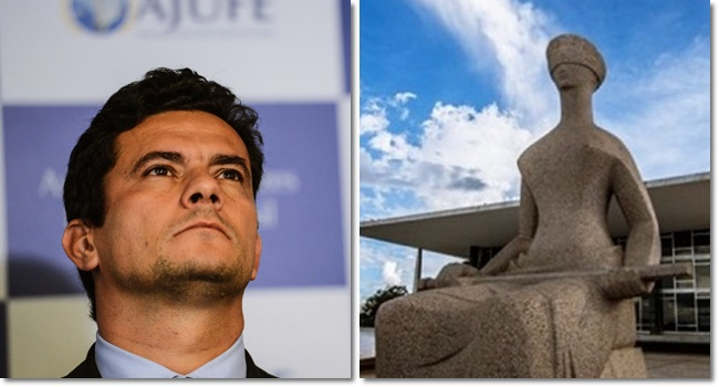 ajufe ´sergio Moro stf vaga teori assassinado