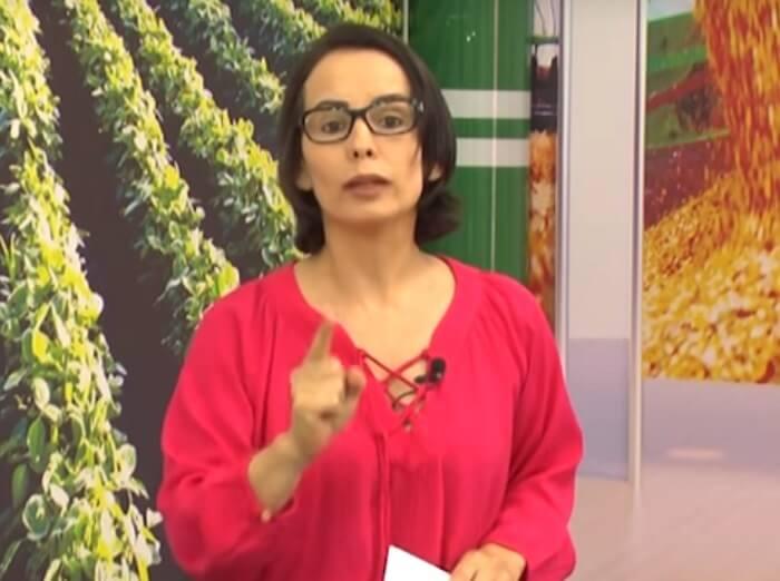 apresentadora Fabélia Oliveira índios tétano malária