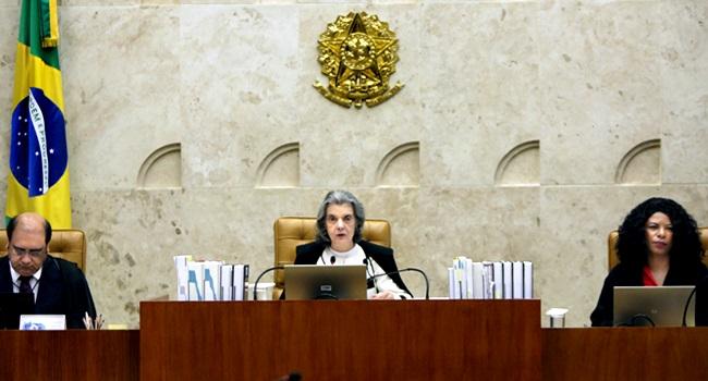 Cármen Lúcia STF relator lava jato guerra ego