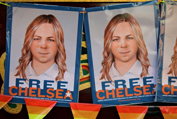 Chelsea Manning Obama EUA