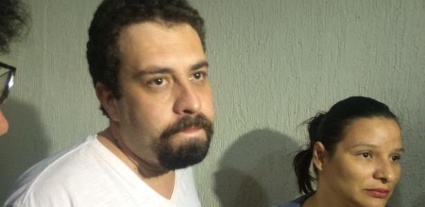 Guilherme Boulos prisão