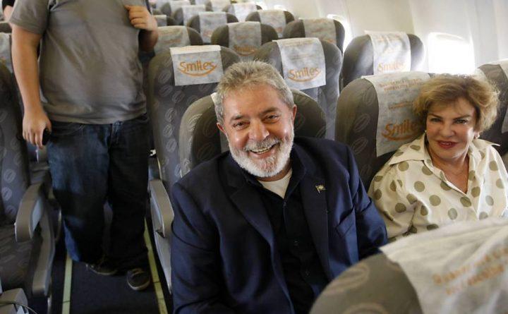 Lula Noblat Marisa AVC